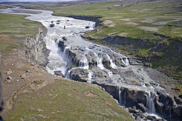 Dynkur Waterfall
