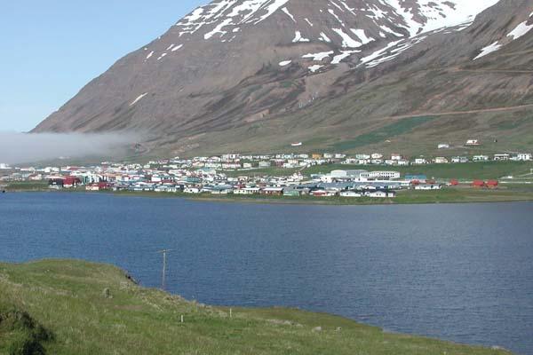olafsfjordur-town