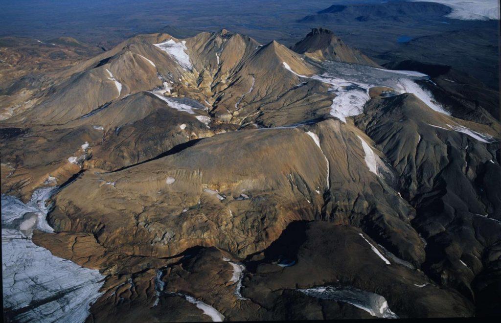 hofsjokull-volcano