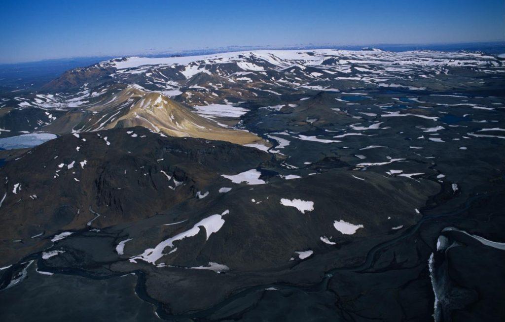 tungnafellsjokull-volcano