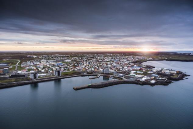 reykjanesbaer-town