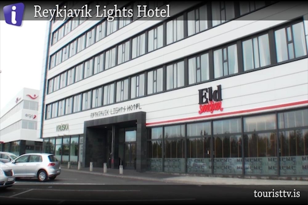 Reykjavík Lights Hotel ...