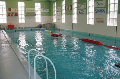 Ísafjörður Swimming Hall