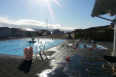 Drangsnes Swimming Pool