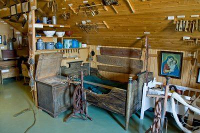 Hnjótur Folk Museum