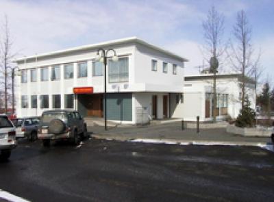 Post Office Egilsstaðir