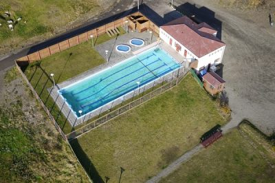 Grettislaug Swimming Pool