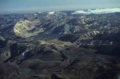 Torfajökull Volcano