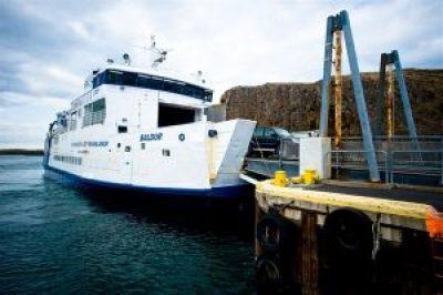 Baldur Ferry Flatey