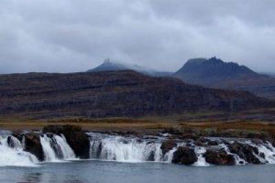Beljandi Waterfall