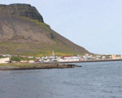 Strætó Bus Stop Ólafsvík