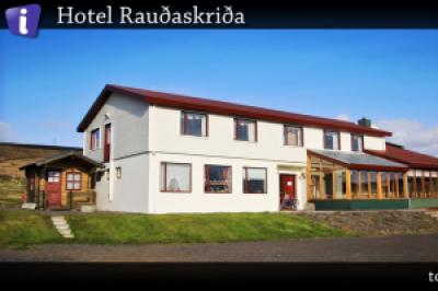 Hotel Rauðaskriða