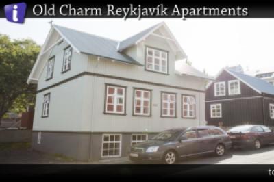 Old Charm Reykjavík Apartments