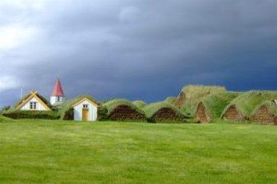 Glaumbær Farmhouse Folk Museum