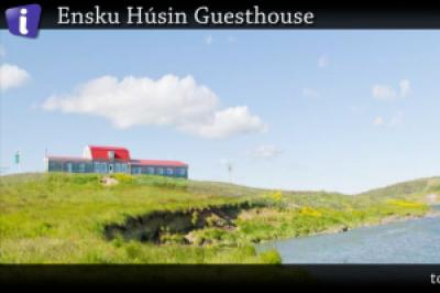 Ensku Húsin Guesthouse
