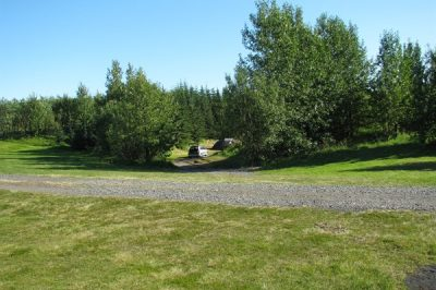 Laugaland Camping Ground