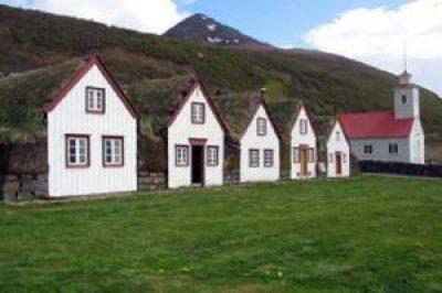 Old Farm Laufás