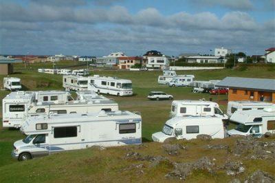 Sandgerði Camping Ground