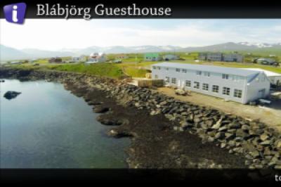 Blábjörg Guesthouse