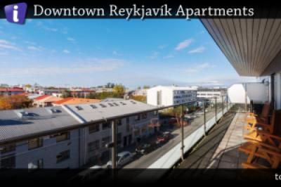 Downtown Reykjavík Apartments