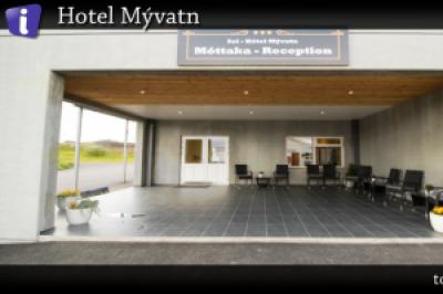 Hotel Mývatn