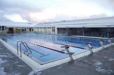 Reykjanes Swimming Pool
