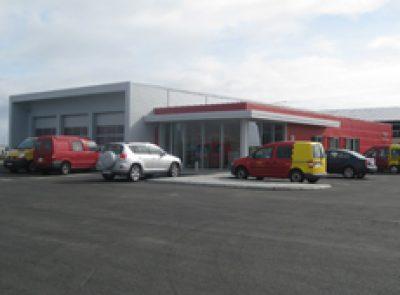 Post Office Akranes