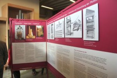Pipeorgan Workshop and Exhibition