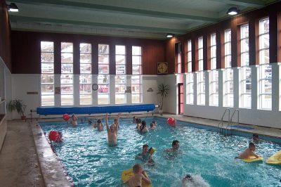 Seyðisfjörður Swimming Pool