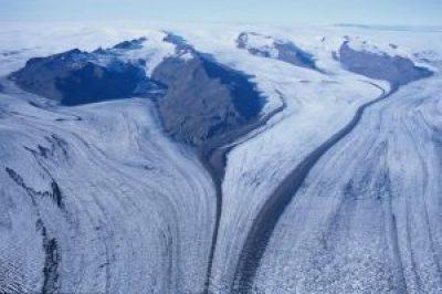 Esjufjöll Volcano