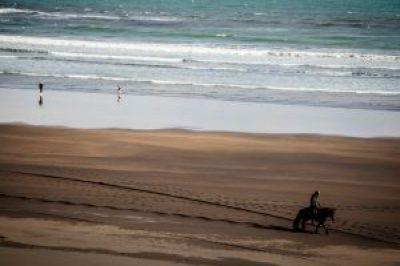 Ölfus Black Sand Beach