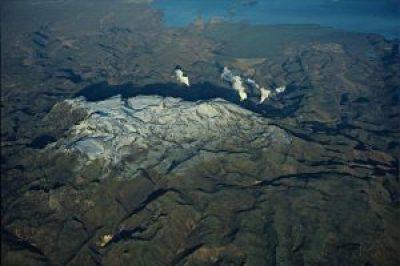 Hengill Volcano