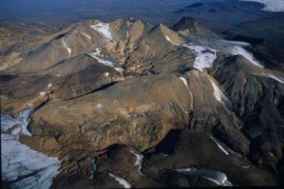 Hofsjökull Volcano