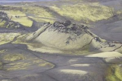 Lakagígar Craters