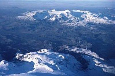 Tindfjallajökull Volcano