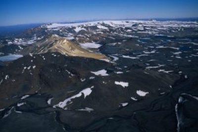 Tungnafellsjökull Volcano