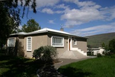 Home of Davíð Stefánsson