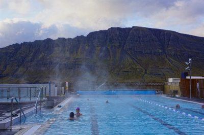 Neskaupstaður Swimming Pool