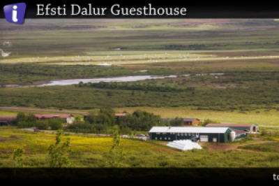 Efsti Dalur Guesthouse