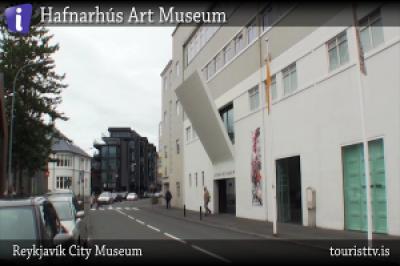 Hafnarhús Art Museum
