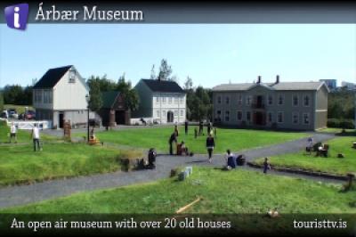 Árbær Museum