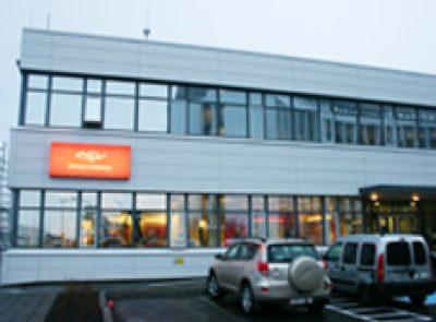 Post Office Höfðabakki