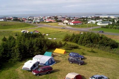 Höfn Camping Ground
