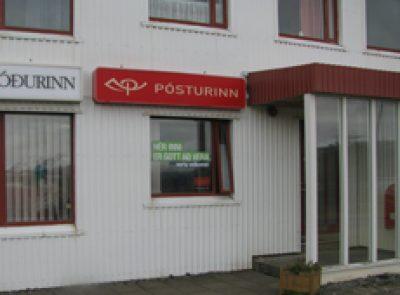 Post Office Breiðdalsvík