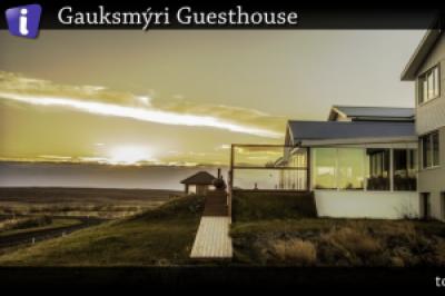 Gauksmýri Guesthouse