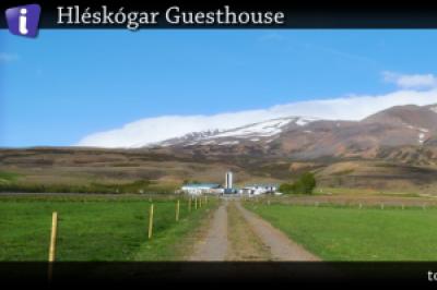 Hléskógar Guesthouse