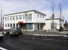 post-office-egilsstadir
